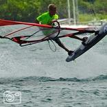 Freestyle Windsurf en el concurso Desafío de Curazao