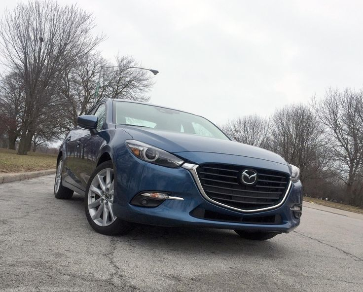 2017 Mazda3 (Sinclair Broadcast Group / Jill Ciminillo)