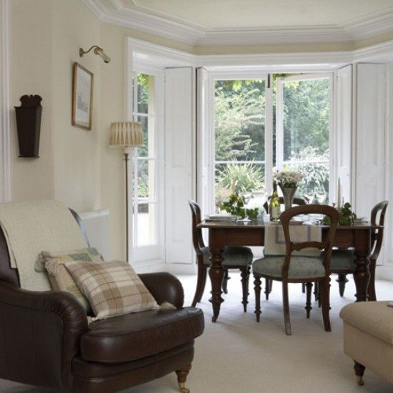 Classic dining room   Dining room furniture   Decorating ideas   Image   Housetohome