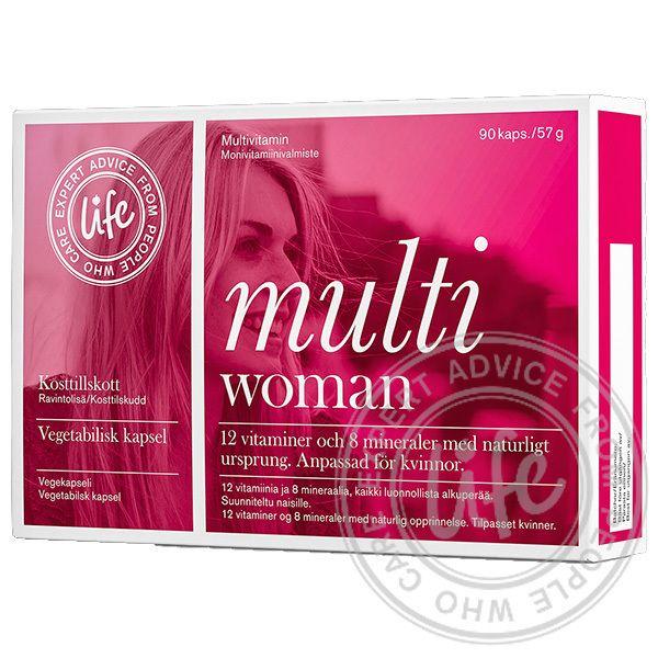 Life MultiWoman - www.life.fi