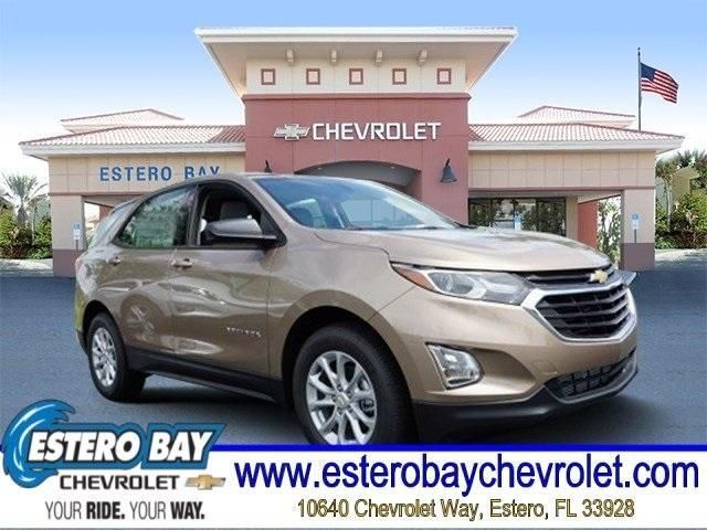 Learn About This New Sandy Ridge Metallic 2018 Chevrolet Equinox