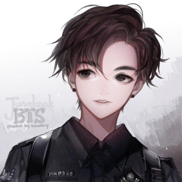 BTS Jungkook Fanart | 河CY (@kawanocy) | Twitter