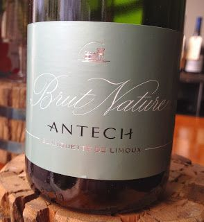 The Reverse Wine Snob: Antech Brut Nature Blanquette de Limoux - Bargain Bubbles. Start your year out right with a special sparkling wine pick from our guest Jameson Fink. http://www.reversewinesnob.com/2013/12/antech-brut-nature-blanquette-de-limoux.html