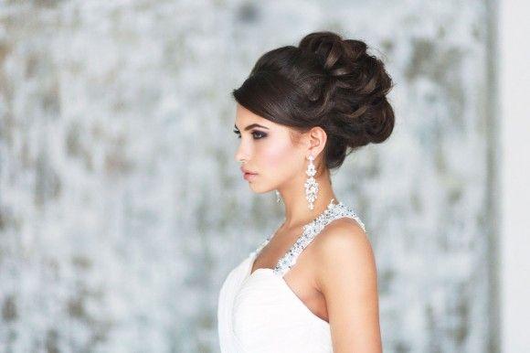 свадебные прически - современные прически для невесты на свадьбу