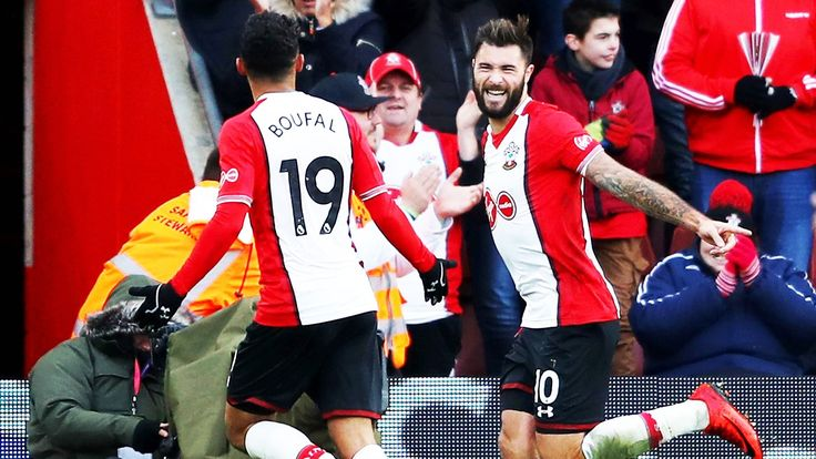 Southampton 4-1 Everton: Austin buries lowly Toffees