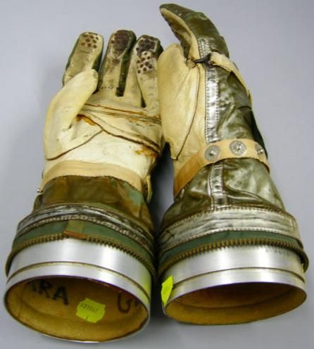 space suit glove hardware - photo #20