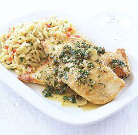 Chicken Piccata #recipe #chicken