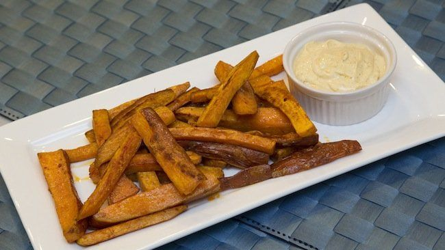 potato fries