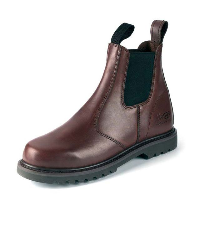 Hoggs Shire Dealer Boot by Hoggs Professional | Work Boots from Fife Country
