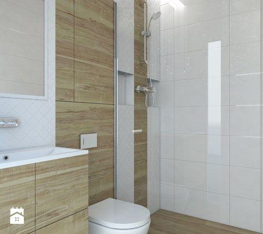 Łazienka styl Minimalistyczny - zdjęcie od FOORMA Pracownia Architektury Wnętrz
