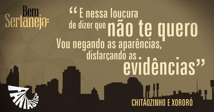 Fantástico - Bem Sertanejo - Chitãozinho e Xororó