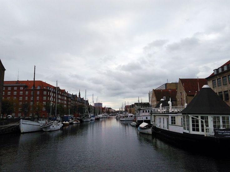 Kopenhaga na zdjęciach - Modest vagabond- lifestyle, podróże.  Co zobaczyć w Kopenhadze?   Port