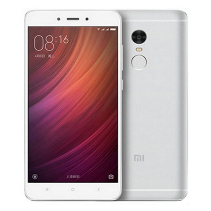 Xiaomi Redmi Note 4 Dual 3GB RAM 64GB ROM - Silver
