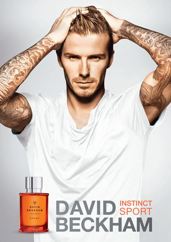 Coming soon - David Beckham's latest fragrance, Instinct Sport. Fruity and fresh with a woody base.