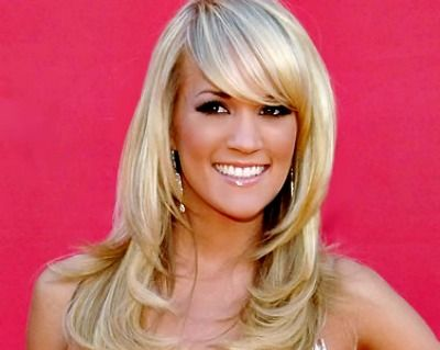 Carrie+Underwood+light+ash+blonde+hair+color