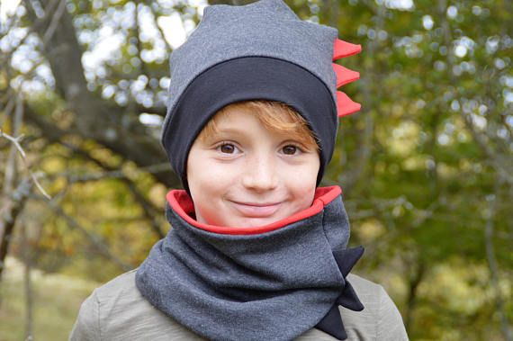 Organic cotton hat for kids Monster hat 100% soft and warm cotton fleece  We make it in all sizes please check the size chart shown in the last picture  Please specify your size in the notes to seller box when you checkout  All our items are handmade from us in our studio In Genoa Italy