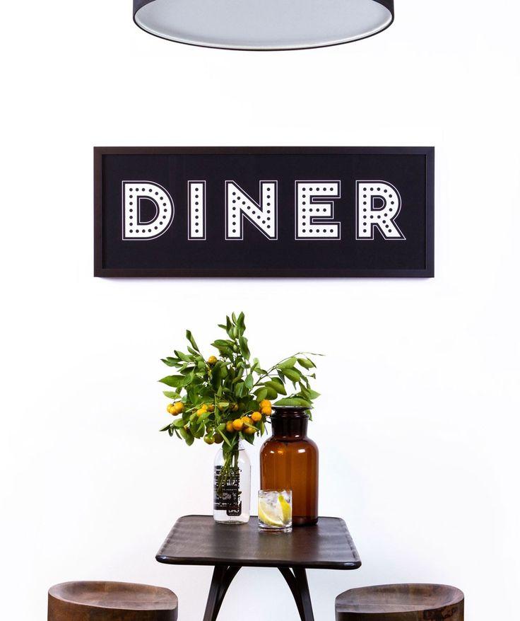 Diner Prints for Sale| Prints for Home– Buy Framed Prints from Australia