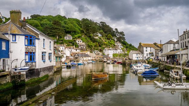 Polperro, Cornwall | 23 Places So Gorgeous And Breathtaking You'll Go 'Whattttt'