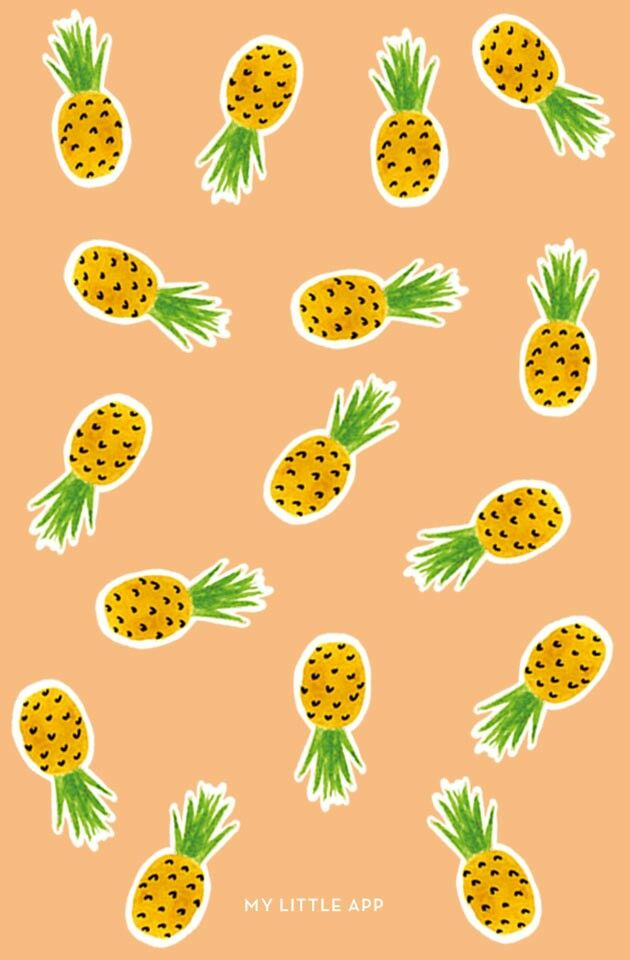 Ber ideen zu fond d cran ananas auf pinterest for Fond ecran ananas