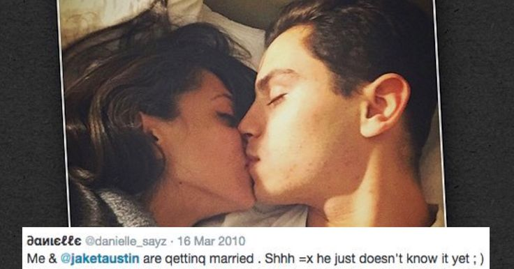 A fangirl is dating celebrity crush Jake T. Austin and giving hope to all social media stalkers.