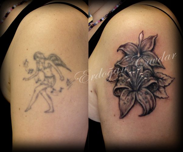 Name cover up tattoos i ek d vmesi kapatma flower for Places to hide tattoos