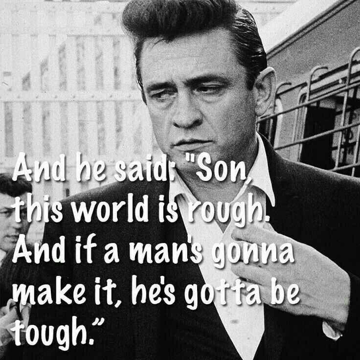 Johnny cash a boy named sue johnny cash quotes