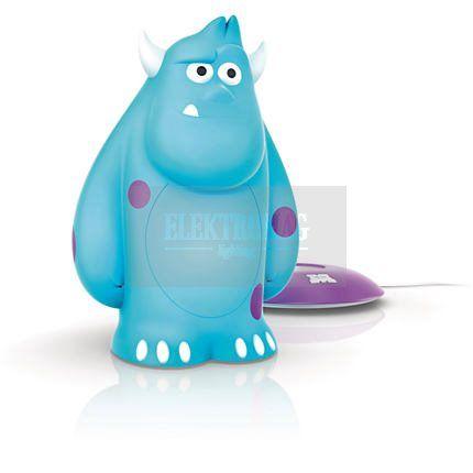 #Philips #Disney SoftPals Sulley 71705/83/16 : #Oświetlenie #dziecięce : #Sklep_internetowy #Elektromag