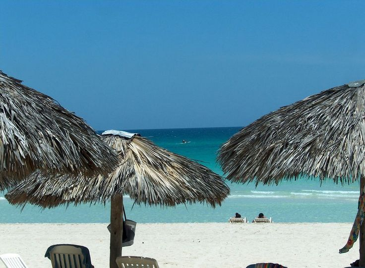 Head to Varadero and hit the beach.