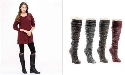Boot Socks $20