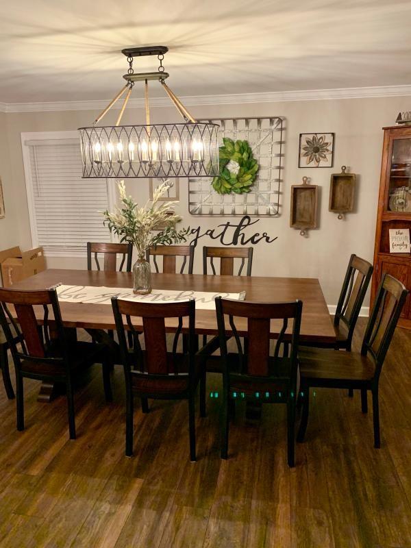 Denley 10 Light Pendant Chandelier Ballard Designs In 2021 Lighting Dining Room