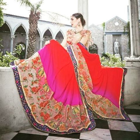 #Indiandresses #Ramadan #Ramzan #Eid #Indianweddingdresses #pink #Red #embroidery #Georgette #saree #lehengacholi #sarees #Online #India #traditional #chiffon #Bollywoodlehenga #partywear #weddingwear #designer #designersuits #love #womenwear...