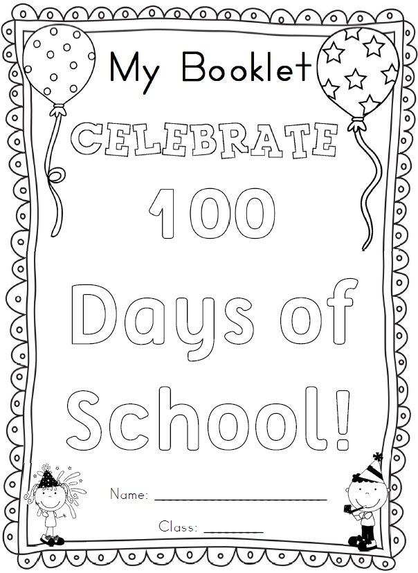 100 day writing activities 2nd grade