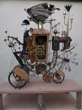 Steampunk | Keith Newstead Automata
