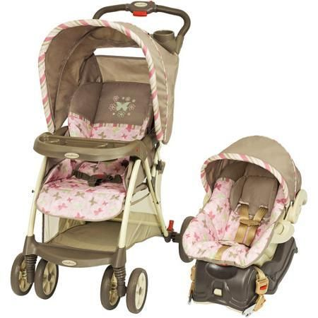 Baby Trend - Venture Travel System Victoria - Strollers