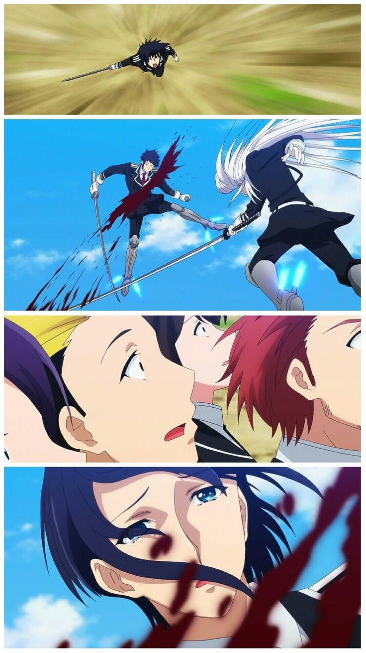 Pin de ㋡ ƒαทσταкυ ㋡ em Plunderer em 2020 Anime