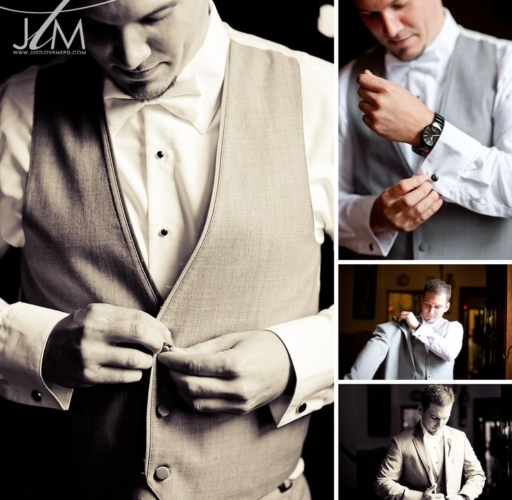 Groom Getting Ready Photos A GLITTERY VICTORIAN IN THE PARK WEDDING MT