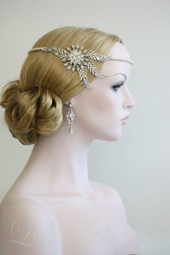 Best 25+ Forehead headband ideas on Pinterest | Bridal ... - photo #22