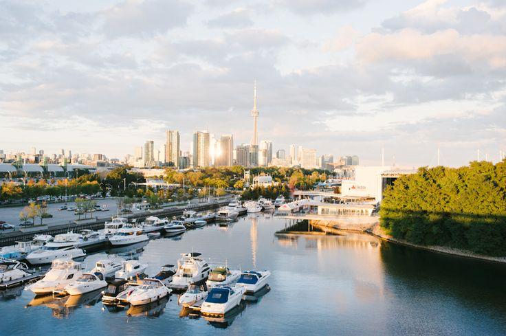 View from Atlantis, Toronto