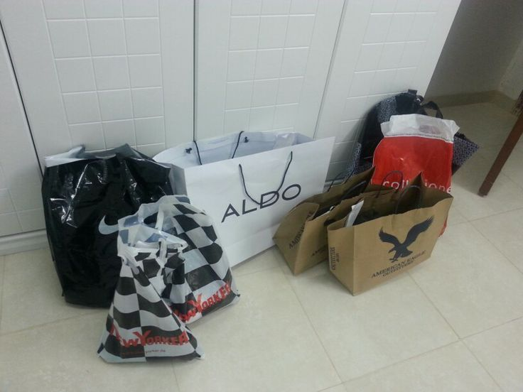 Today's shopping ~~