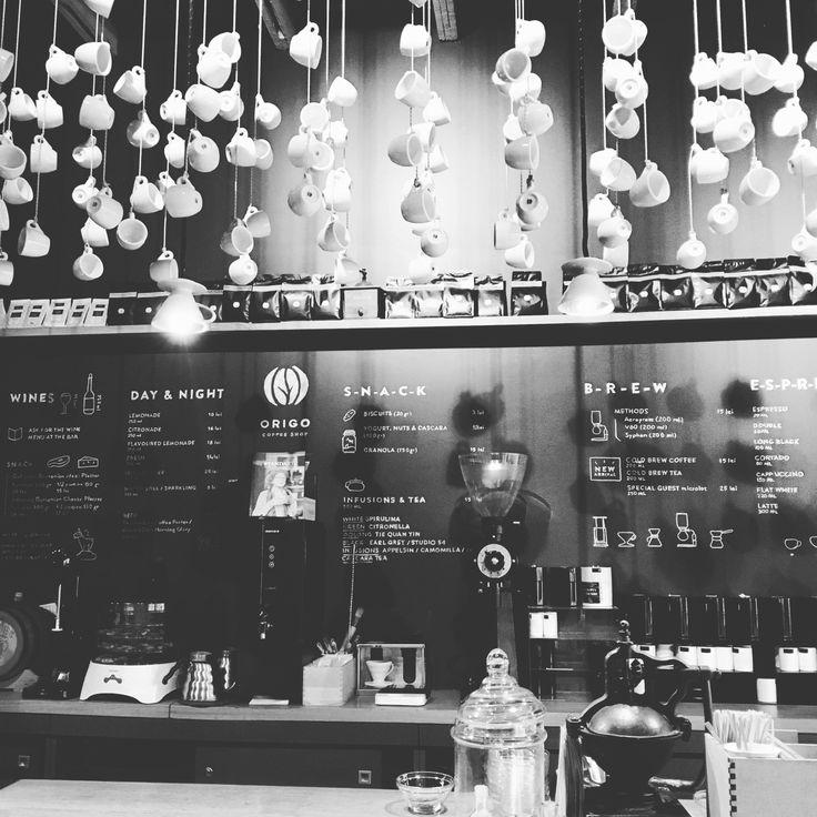 Coffee shop.