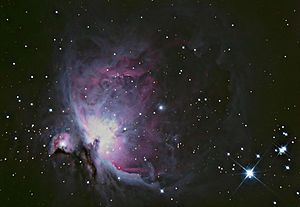 Orión (constelación) - Wikipedia, la enciclopedia libre