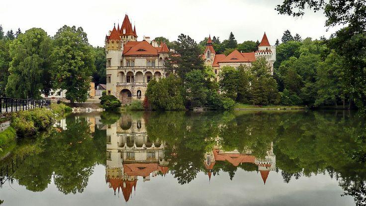 Zámek Žinkovy, Česká Republika (Zinkovy Palace, Czech Republic)