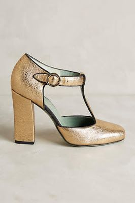 Mary Janes Style Files: October New Arrivals