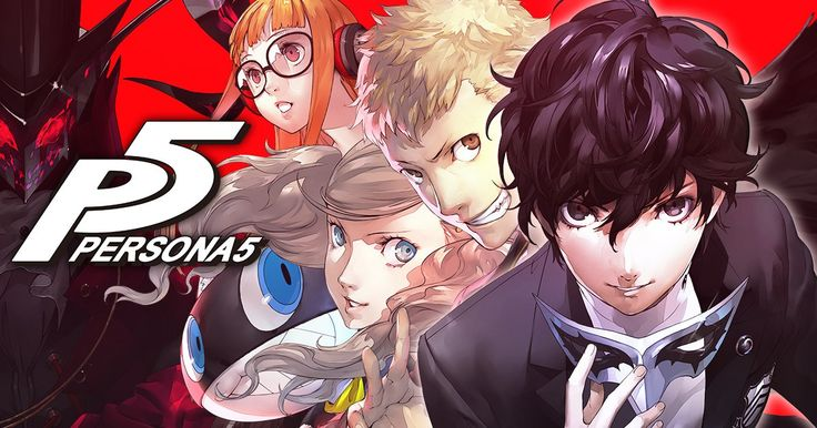 Persona 5 Gets Release Date in Japan, New Trailer, DLC and Anime
