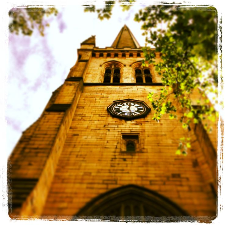 Wakefield Cathedral tallest spire in #Yorkshire #Wakefield