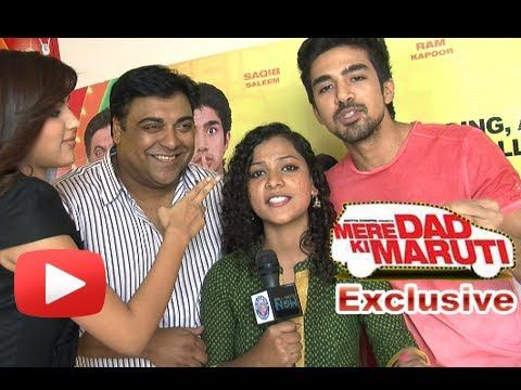Mere Dad Ki Maruti Actor Ram Kapoor And Star Cast Exclusive Interview
