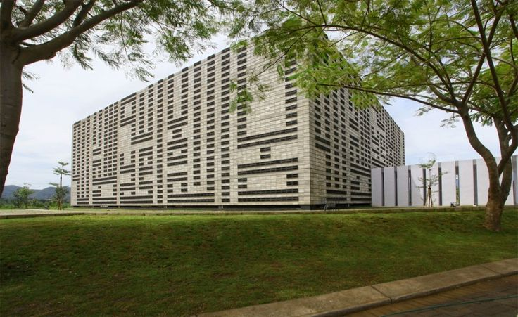 Al-Irsyad Mosque in Indonesia by Urbane