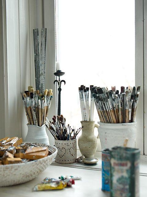 @Cristie Black Engelage: Room of Creativity Photographer: Mari Eriksson,