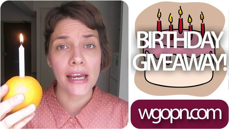 wgopn is doing a giveaway! Super duper easy to enter, simply subscribe to the wgopn YouTube channel and leave a comment on the video page. Any comment will do!
