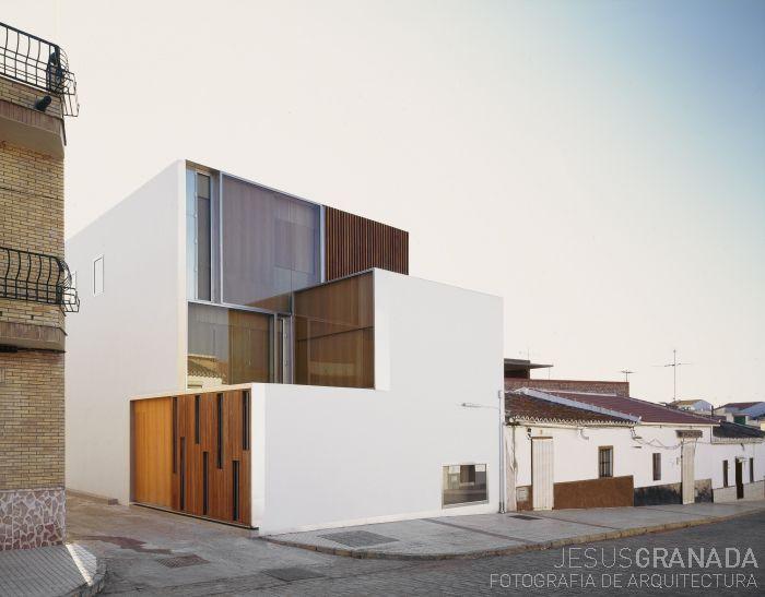Casa Herrera, El Garrobo (Sevilla)   MGM / Morales De Giles Arquitectos  # Vivienda adosada